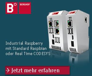 Raspberry Pi in der Industrie, Berghof