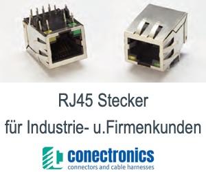 RJ45 & Co. Stecker